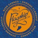 Microbrewery logo Flagship Brewery Staten Island New York United States Ulocal Local Product Local Purchase