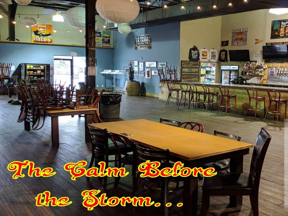 Microbrewery Taproom Great South Bay Brewery Bay Shore New York United States Ulocal Local Product Local Purchase