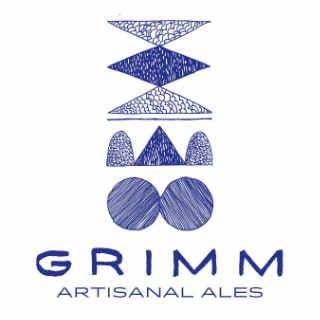 Microbrasserie logo Grimm Artisanal Ales Brooklyn New York États-Unis Ulocal produit local achat local