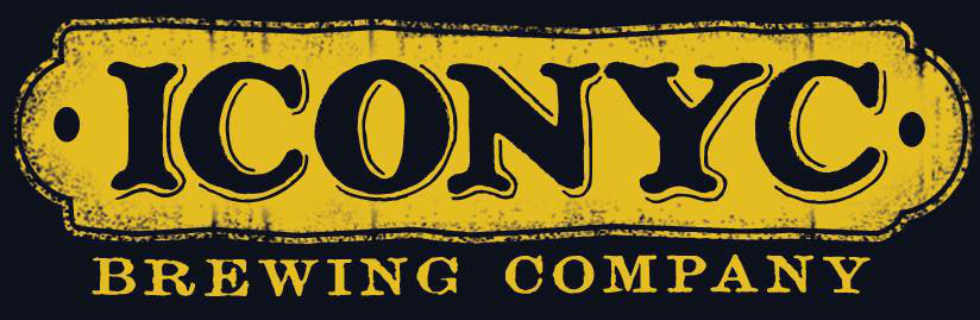 Microbrewery logo Iconyc Brewing Company Long Island City New York United States Ulocal Local Product Local Purchase