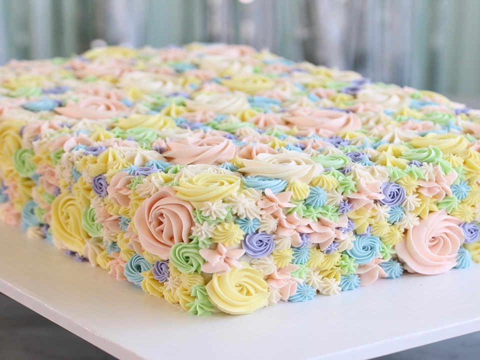 Pâtisserie gâteau Magnolia Bakery New York New York États-Unis Ulocal produit local achat local
