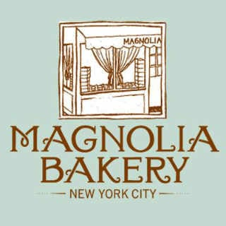 Pâtisserie logo Magnolia Bakery New York New York États-Unis Ulocal produit local achat local