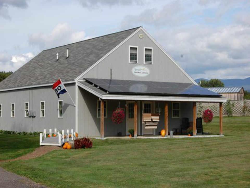 Artisan Ferme Maple View Farm Brandon Vermont États-Unis Ulocal produit local achat local
