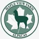 Artisan logo Maple View Farm Brandon Vermont États-Unis Ulocal produit local achat local