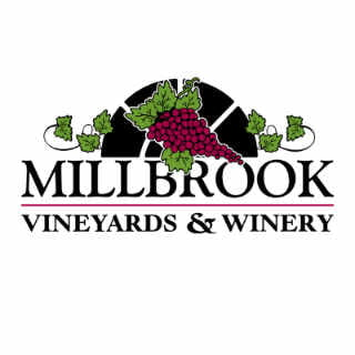 Vignoble logo Millbrook Vineyards & Winery Millbrook New York États-Unis Ulocal produit local achat local