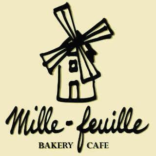 Pastry shop logo Mille-Feuille Bakery New York New York United States Ulocal Local Product Local Purchase