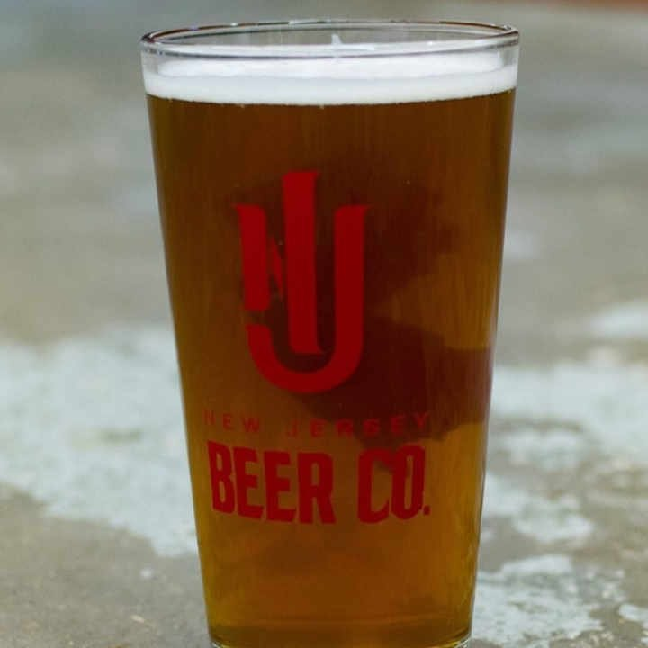 Microbrewery beer glass New Jersey Beer Company North Bergen New Jersey United States Ulocal Local Product Local Purchase