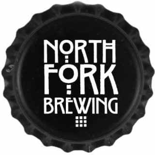 Microbrewery logo North Fork Brewing Company Riverhead New York United States Ulocal Local Product Local Purchase