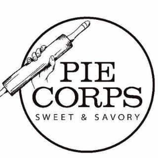 Pâtisserie logo Pies Corps Brooklyn New York États-Unis Ulocal produit local achat local