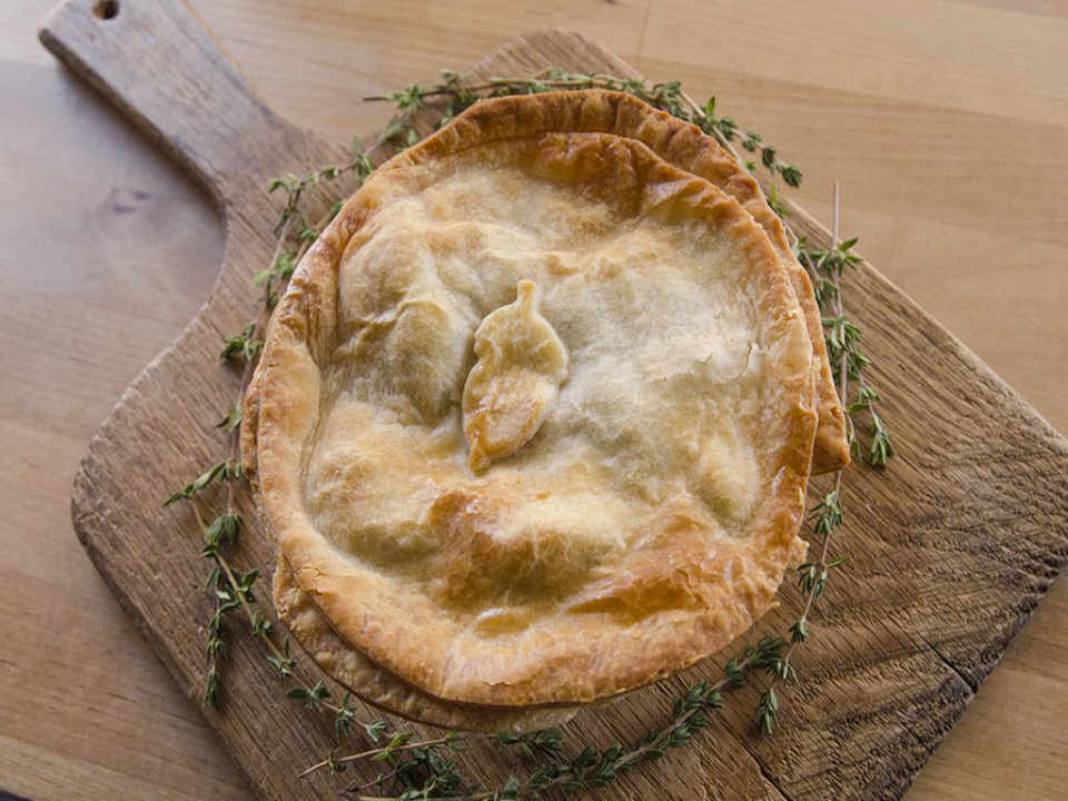 Pâtisserie tarte Pies Corps Brooklyn New York États-Unis Ulocal produit local achat local