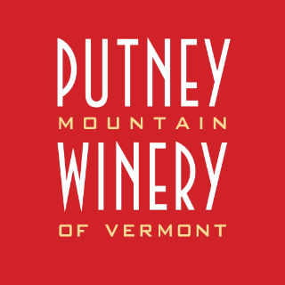 Vineyard logo Putney Mountain Winery and Spirits Putney Vermont USA Ulocal Local Product Local Purchase