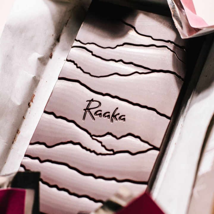 Chocolaterie chocolat Raaka Co. Brooklyn New York États-Unis Ulocal produit local achat local