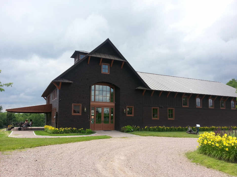 Vineyard Winery Shelburne Vineyard Shelburne Vermont USA Ulocal Local Product Local Purchase