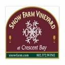Vignoble logo Snow Farm Vineyard South Hero Vermont États-Unis Ulocal produit local achat local