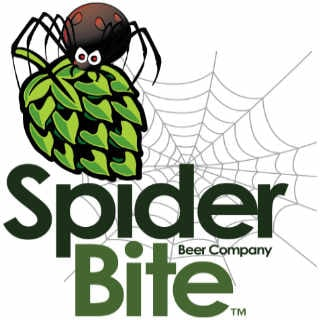 Microbrewery logo Spider Bite Beer Company Holbrook New York United States Ulocal Local Product Local Purchase