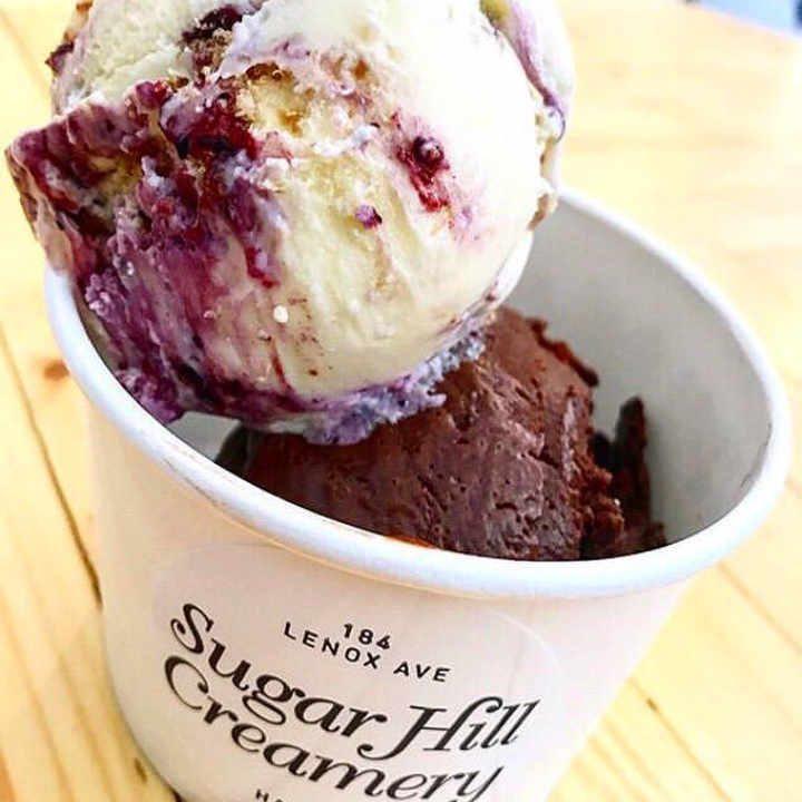 Restaurant ice cream Sugar Hill Creamery New York New York United States Ulocal Local Product Local Purchase