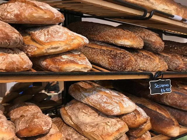 Artisan Bakery breads Sullivan Street Bakery New York New York United States Ulocal Local Product Local Purchase