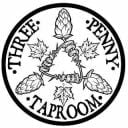 Microbrasserie logo Three Penny Taproom Montpelier Vermont États-Unis Ulocal produit local achat local