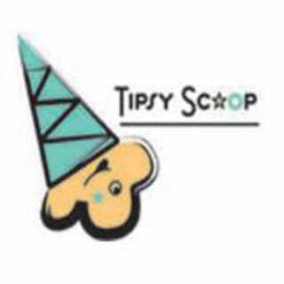 Restaurant logo Tipsy Scoop Ice Cream Barlour New York New York États-Unis Ulocal produit local achat local