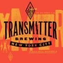 Microbrasserie logo Transmitter Brewing Brooklyn New York États-Unis Ulocal produit local achat local