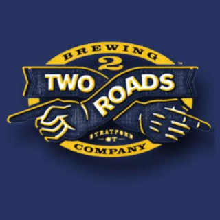 Microbrasserie logo Two roads Brewing Company Stratford Connecticut États-Unis Ulocal produit local achat local