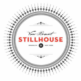 Liquor logo Van Brunt Stillhouse Brooklyn New York United States Ulocal Local Product Local Purchase