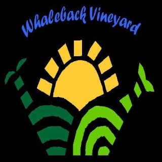Vignoble logo Whaleback Vineyard Poultney Vermont États-Unis Ulocal produit local achat local