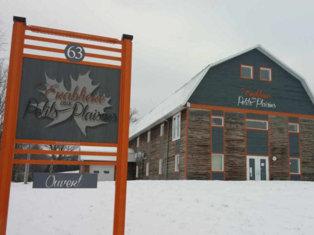 Restaurant Sugar Shack Food Maple Sugar Shack Warwick Quebec Ulocal Local Product Local Purchase