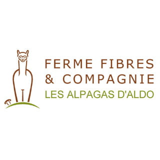 boutique logo ferme fibres et compagnie alpagas d'aldo st-alexandre-de-kamouraska quebec canada ulocal local products local purchase local produce locavore tourist