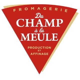fromagerie logo fromagerie du champ à la meule notre-dame-de-lourdes québec canada ulocal produits locaux achat local produits du terroir locavore touriste