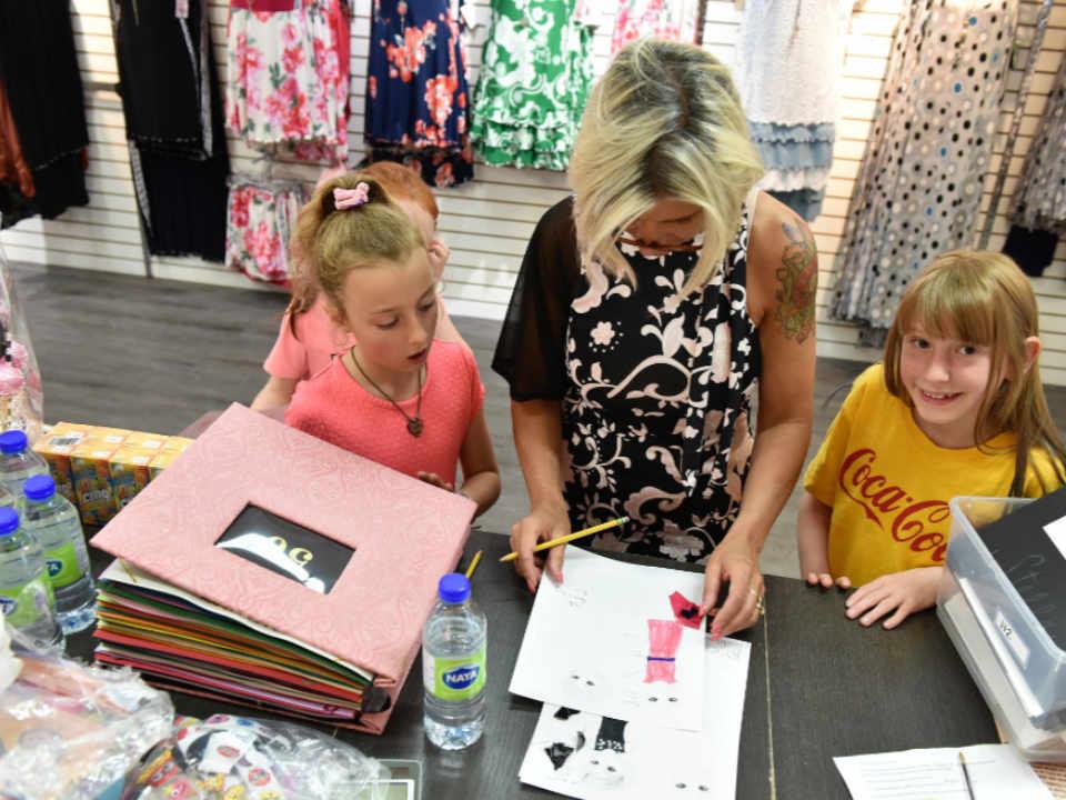 Boutique de vêtements jeunes filles Giraldof Saint-Jean-sur-Richelieu Québec Ulocal produit local achat local