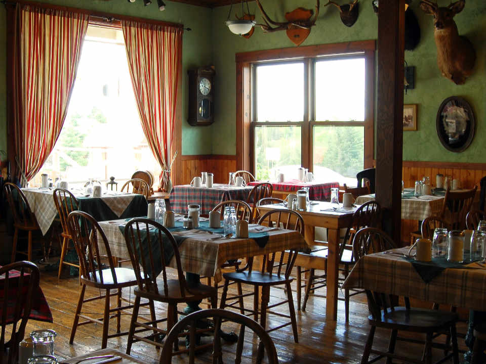 Restaurant Food The Rush Gould Gould-Lingwick Quebec Ulocal local product local purchase