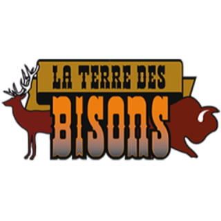 butcher shop logo la terre des bisons rawdon quebec canada ulocal local products local purchase local produce locavore tourist