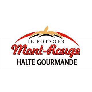 produce picking logo le potager mont-rouge halte gourmande rougemont quebec canada ulocal local products local purchase local produce locavore tourist