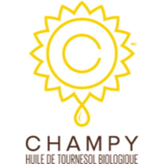 food logo les huiles champy upton quebec canada ulocal local products local purchase local produce locavore tourist