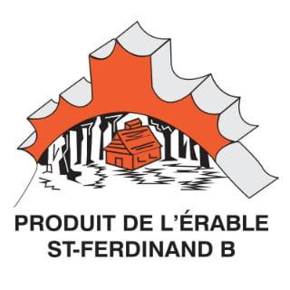boutique logo produit de l'érable st-ferdinand b irlande québec canada ulocal produits locaux achat local produits du terroir locavore touriste