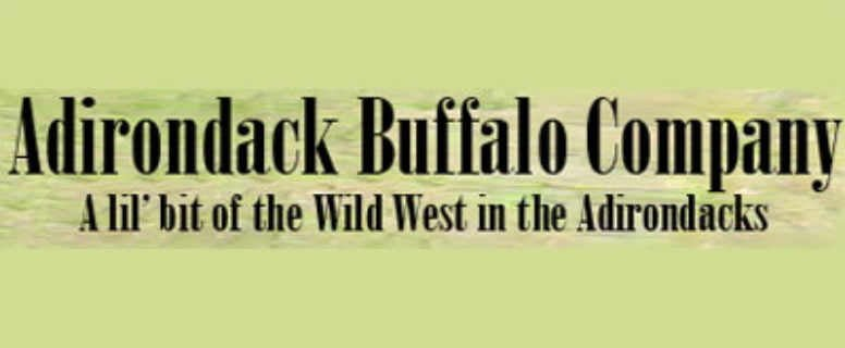 Meat Sale logo Adirondack Buffalo Company of North Hudson North Hudson New York United States Ulocal Local Product Local Purchase