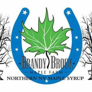 Sugar shack logo Brandy Brook Maple Farm Ellenburg Center New York USA Ulocal Local Product Local Purchase