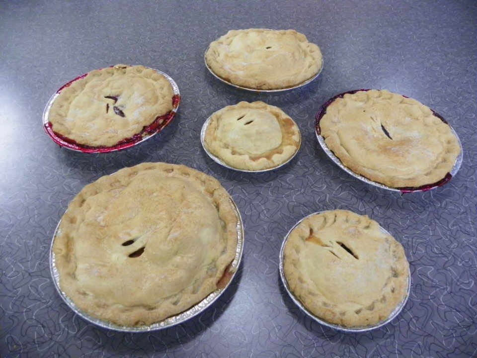 Produce Market pies Chazy Orchards Chazy New York United States Ulocal local product local purchase