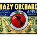 Marché de fruits logo Chazy Orchards Chazy New York États-Unis Ulocal produit local achat local