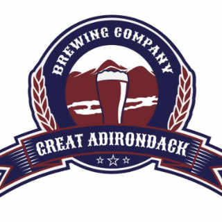 Microbrasserie logo Great Adirondack Brewing Company Lake Placid New York États-Unis Ulocal produit local achat local