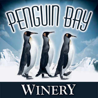 Vineyard logo Penguin Bay Winery Hector New York United States Ulocal local product local purchase