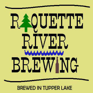 Microbrewery logo Raquette River Brewing Tupper Lake New York United States Ulocal Local Product Local Purchase