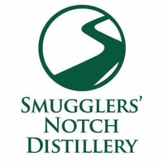 Alcool logo Smugglers' Notch Distillery Jeffersonville Vermont États-Unis Ulocal produit local achat local