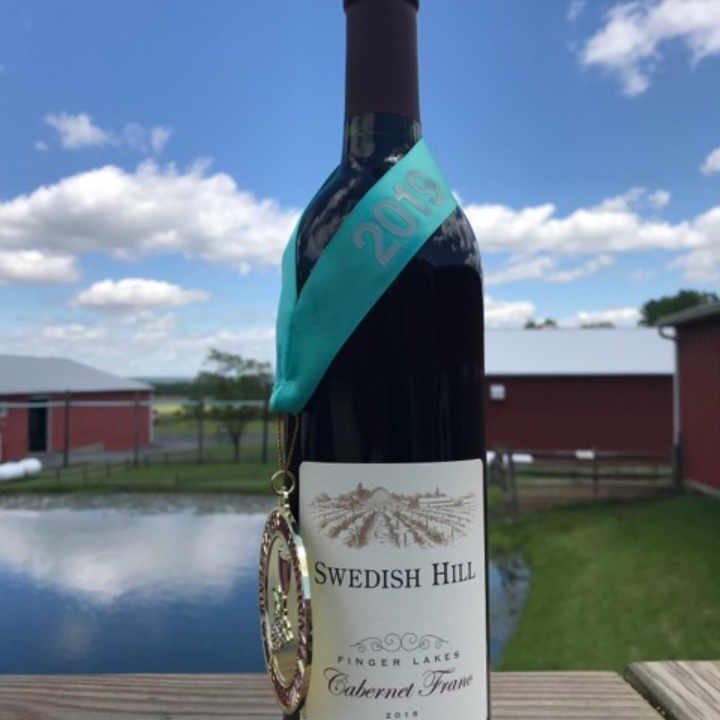 Vignoble bouteilles de vin Swedish Hill Winery Romulus New York États-Unis Ulocal produit local achat local