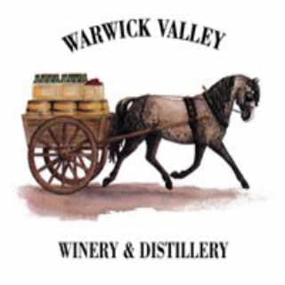 Vignoble logo Warwick Valley Winery & Distillery Warwick New York États-Unis Ulocal produit local achat local