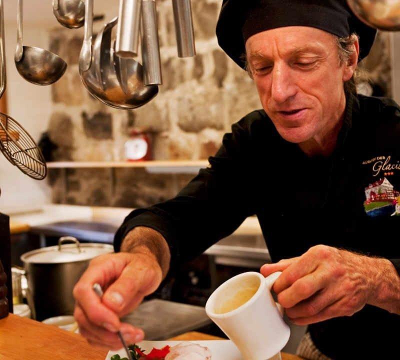 Restaurant alimentation Auberge des Glacis Lamartine Ulocal produit local achat local