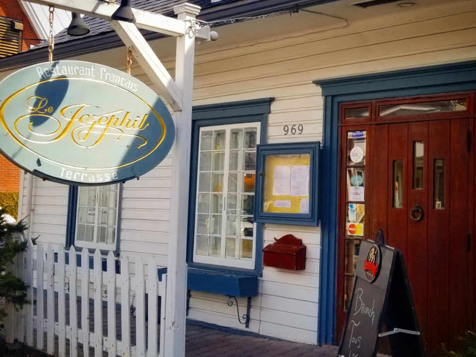 Food Restaurant Le Jozephil Beloeil Quebec French Cuisine Ulocal Local Product Local Purchase