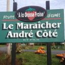 Fruit and Vegetables U-Pick Shop Le Maraîcher André Côté Saint-Paul-d'Abbotsford Ulocal Local Product Local Purchase