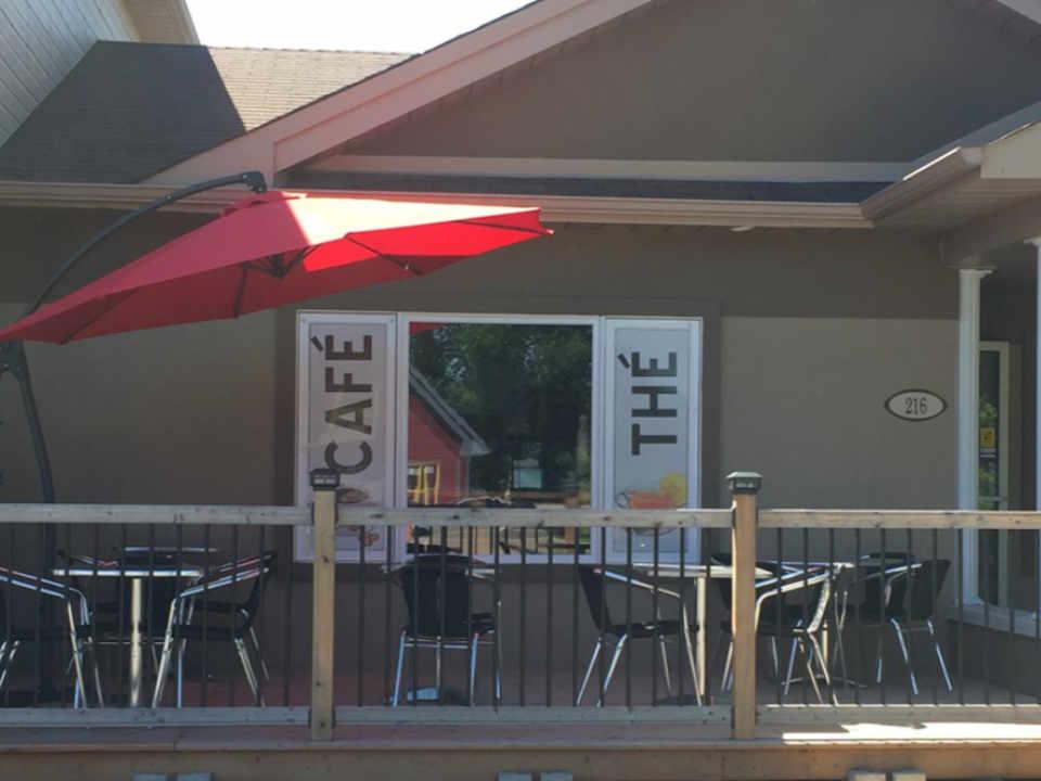 Coffee and tea shop Les Jean du Café Les Coteaux Quebec ulocal local product local purchase